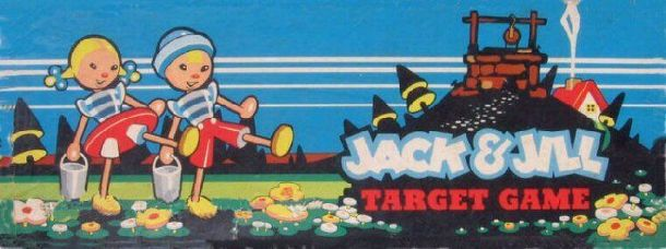 Jack and Jill Target Game
