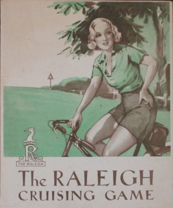 The Raleigh Cruising Game