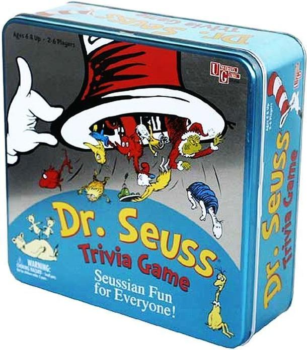 Dr. Seuss Trivia Game