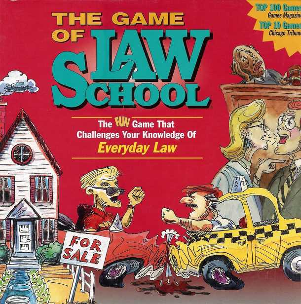 The Game of Law School