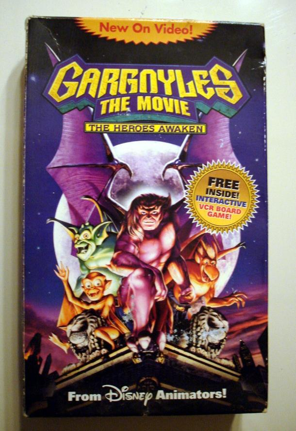 Gargoyles the Movie Game