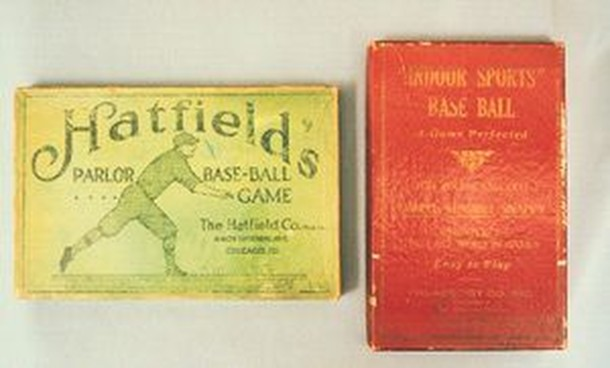 Hatfield's Parlor Base Ball