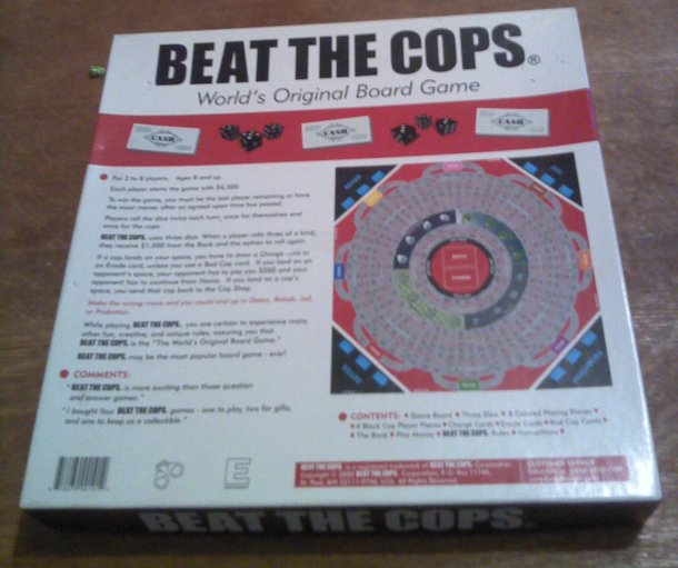 Beat the Cops
