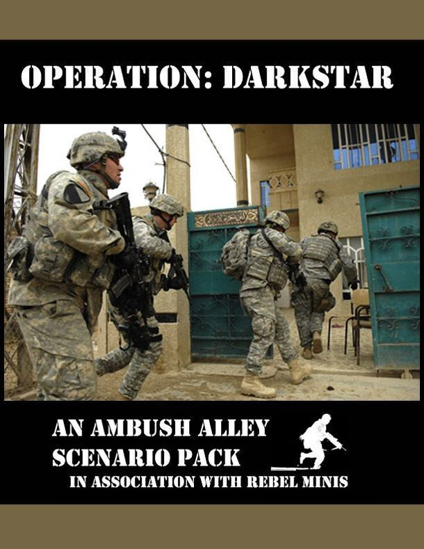 Ambush Alley: Operation – Darkstar