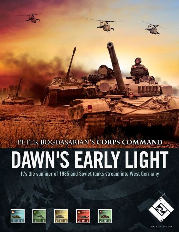 Corps Command: Dawn's Early Light
