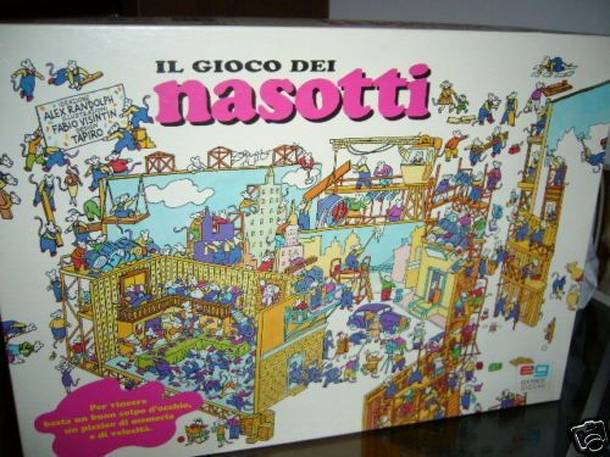 The Game of the Nasotti