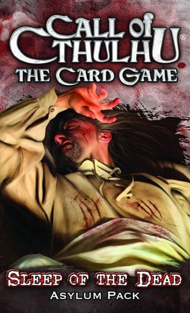 Call of Cthulhu: The Card Game – Sleep of the Dead Asylum Pack
