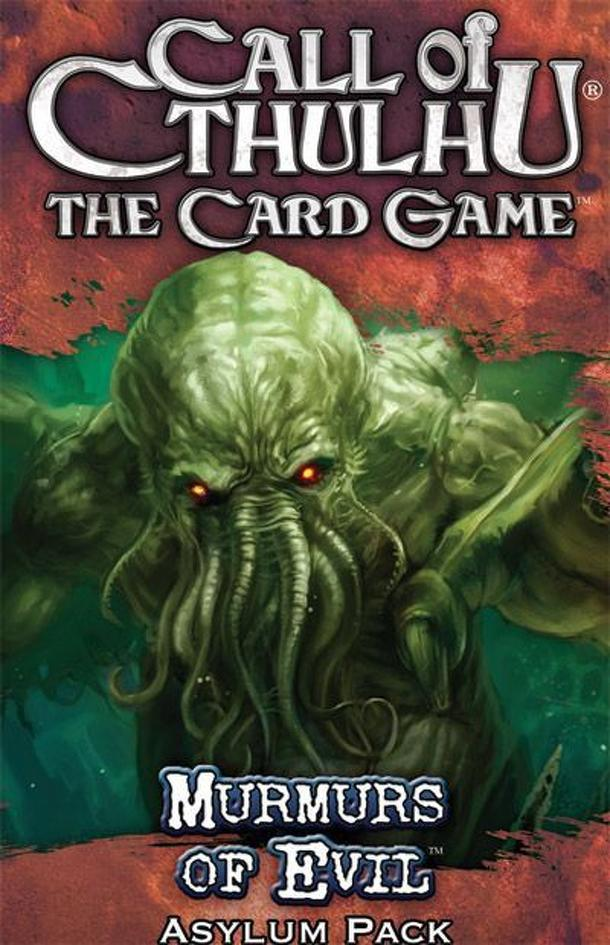 Call of Cthulhu: The Card Game – Murmurs of Evil Asylum Pack