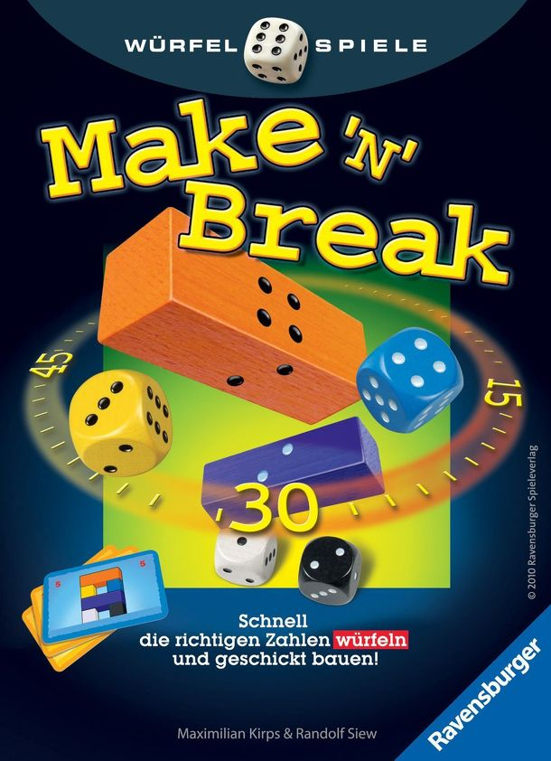 Make 'n' Break Würfelspiel