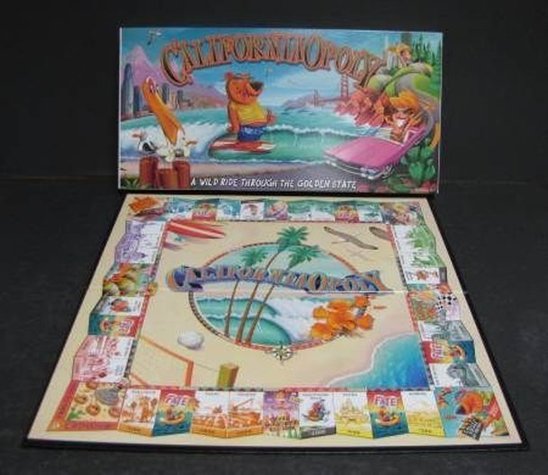 Californiaopoly