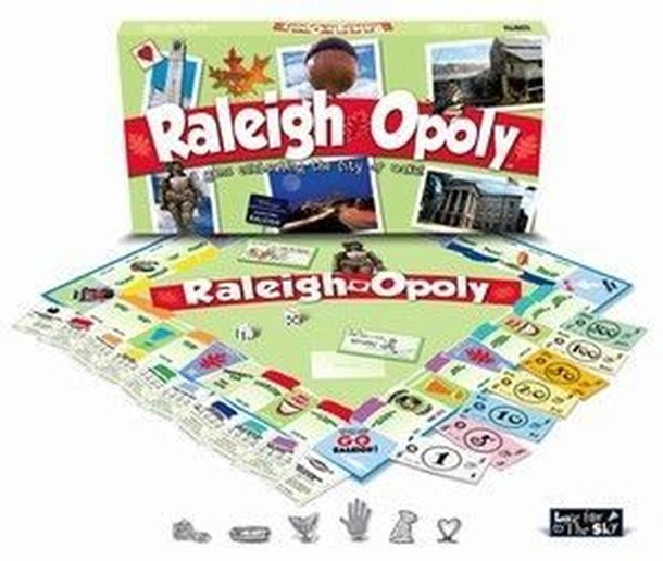 Raleigh-opoly