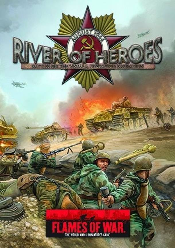 Flames of War: River of Heroes