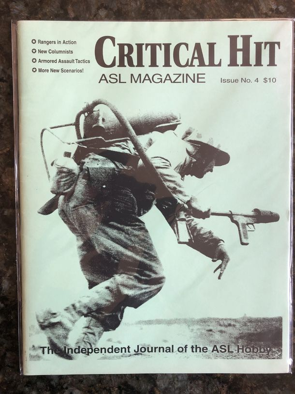 Critical Hit! Issue 4