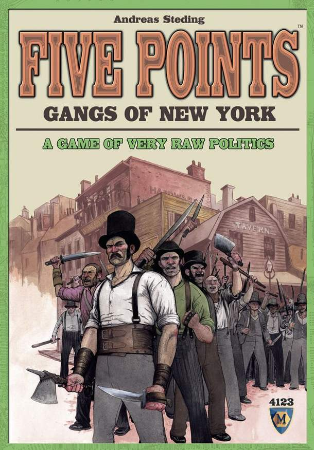Five Points: Gangs of New York