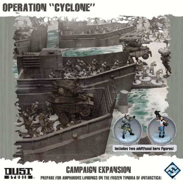 "Dust Tactics: Operation ""Cyclone"""