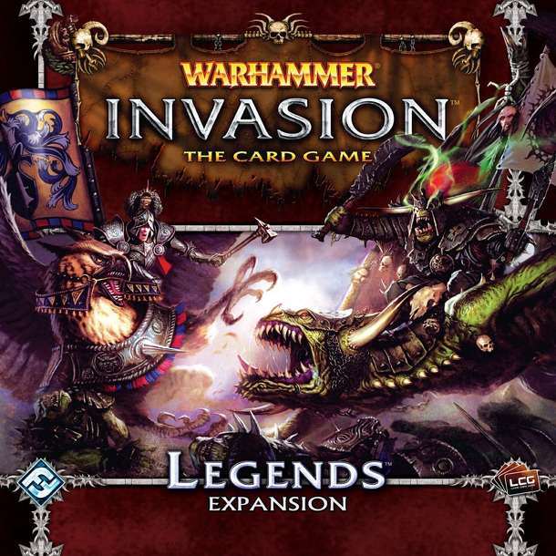 Warhammer: Invasion – Legends