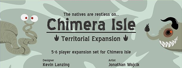 Chimera Isle: Territorial Expansion