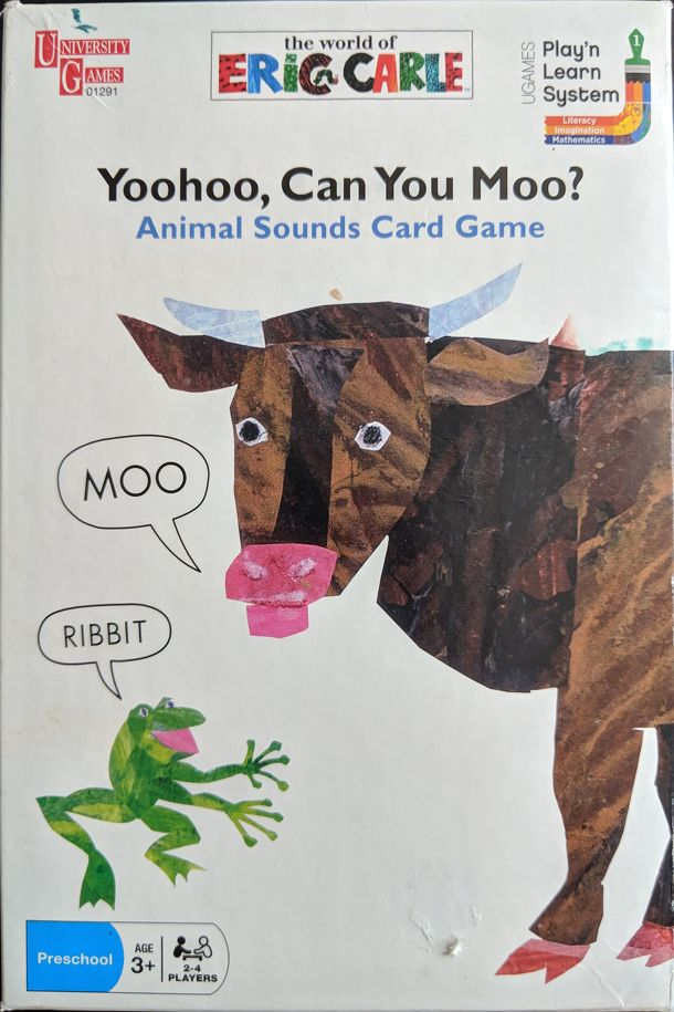 Yoo Hoo Can You Moo